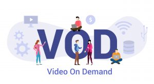 VOD(ビデオ・オン・デマンド))